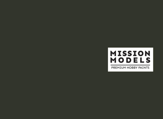 Mission Models Paint - Schwarzgrun RLM 70 30ml