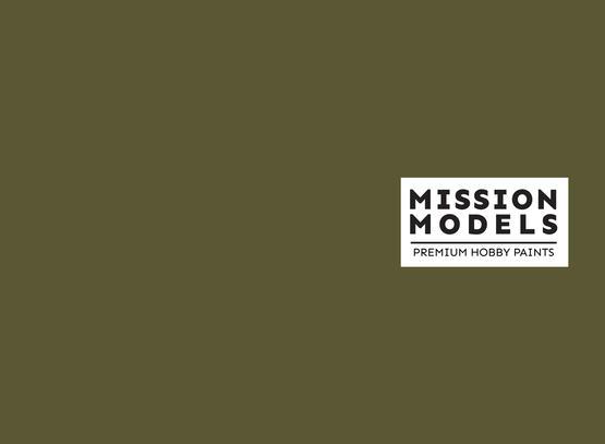Mission Models Paint - Olive Drab 41 WWII USAF 30ml