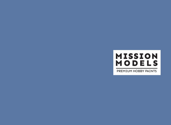 Mission Models Paint - Azure Blue FS 35231 30ml