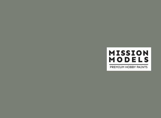 Mission Models Paint - Medium Seagrey RAF WWII BS 637 30ml