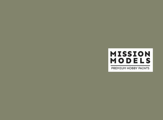 Mission Models Paint - SAC Bomber Tan FS 34201 30ml