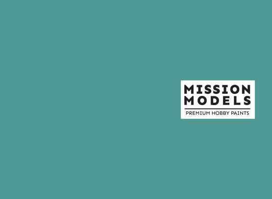 Mission Models Paint - Russian Cockpit Emerald 30ml
