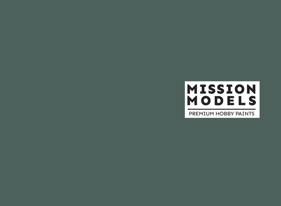 Mission Models Paint - Bronze Green British AFV 30ml