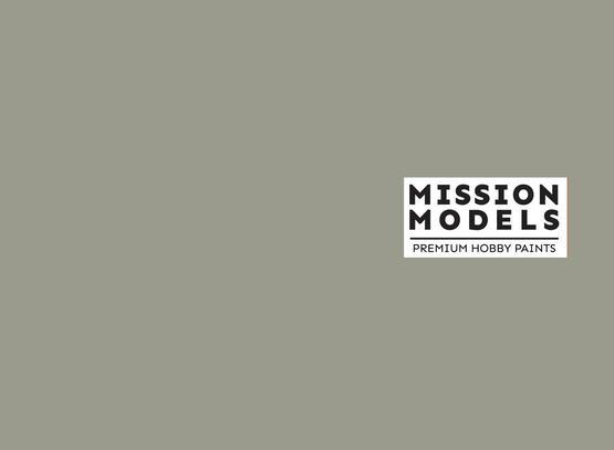 Mission Models Paint - J3 SP LT Grey Japanese Zero (Amber) 30ml