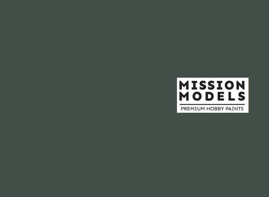 Mission Models Paint - D1 Deep Green Japanese WWII 30ml