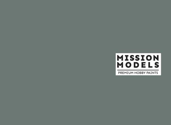 Mission Models Paint - Ocean Grey RAF WWII 30ml
