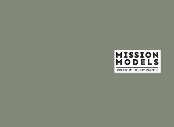 Mission Models Paint - Neutral Haze Grey US Navy (WWII / Post) 30ml