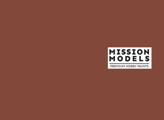 Mission Models Paint - Japanese propeller brown 30ml