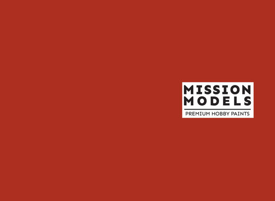 Mission Models Paint - Red Oxide Primer 30ml