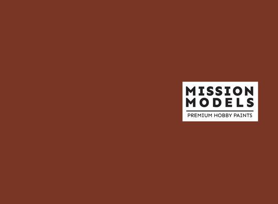 Mission Models Paint - Dark Rust 1 30ml