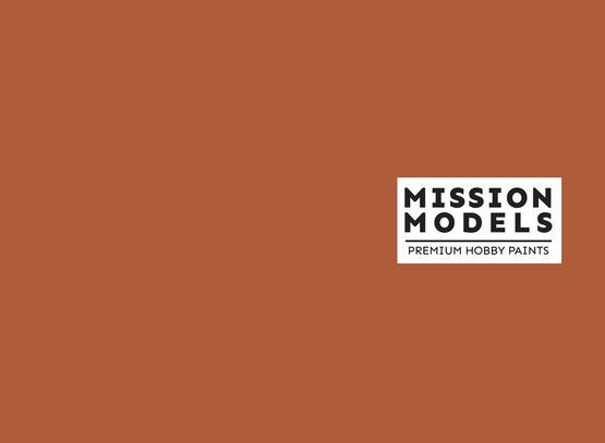 Mission Models Paint - Light Rust 1 30ml