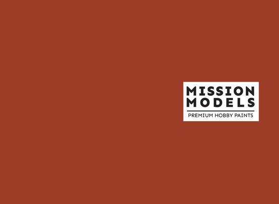 Mission Models Paint - Standard Rust 30ml