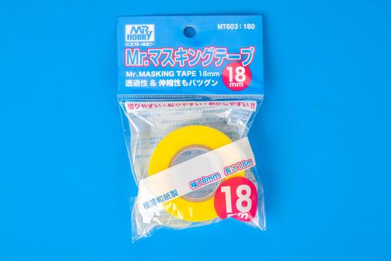 Mr.Masking Tape (18mm)  - 1