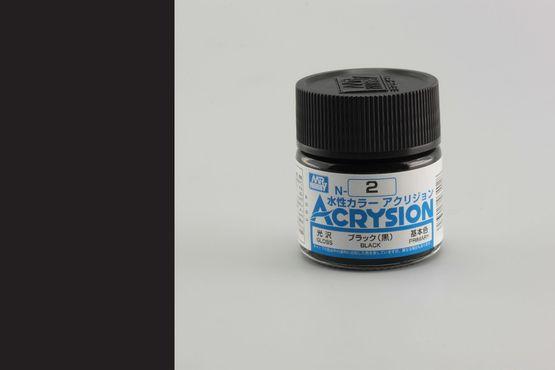 Acrysion - černá