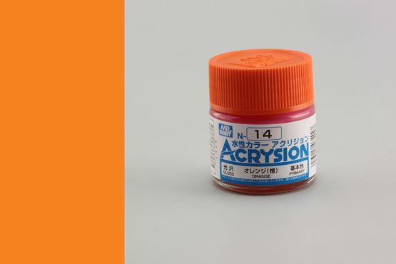 Acrysion - orange
