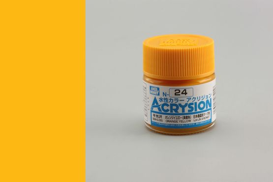 Acrysion - orange yellow