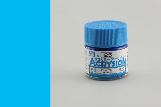 Acrysion - sky blue