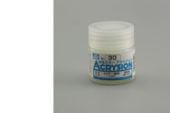 Acrysion - lak