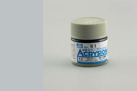 Acrysion - light gull gray