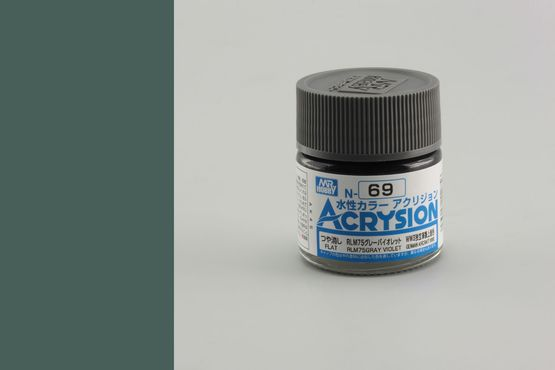 Acrysion - RLM75 gray