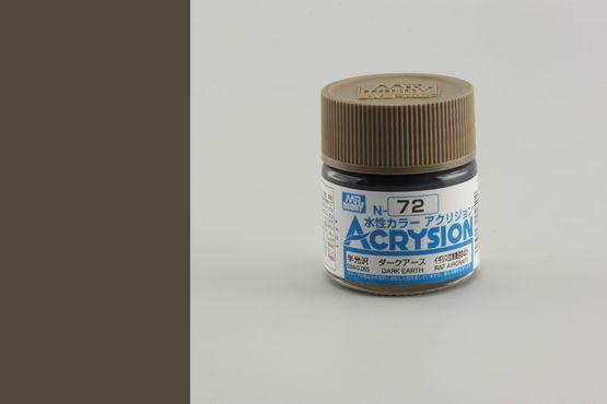 Acrysion - dark earth