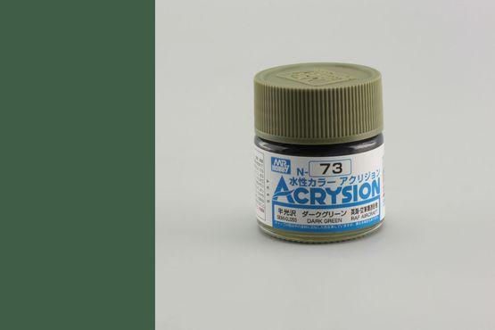 Acrysion - dark green