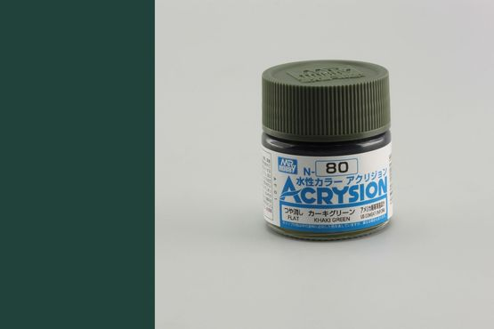 Acrysion - khaki green