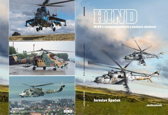 Hind - Ми-24 в чешских и чехословацких ВВС - книга