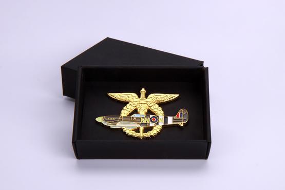 """Spitfire Pin """"Nasi se vraceji""""  - 1"""