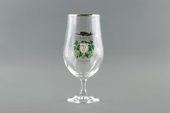 Eduard Gustav Beer glass – JG 3