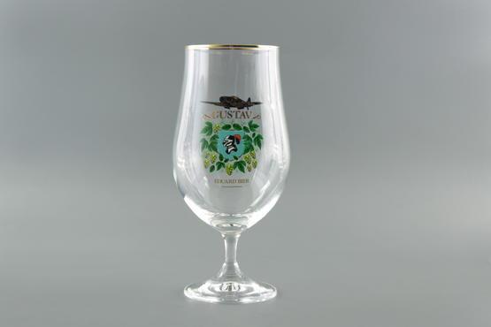 Eduard Gustav Beer glass – JG 4