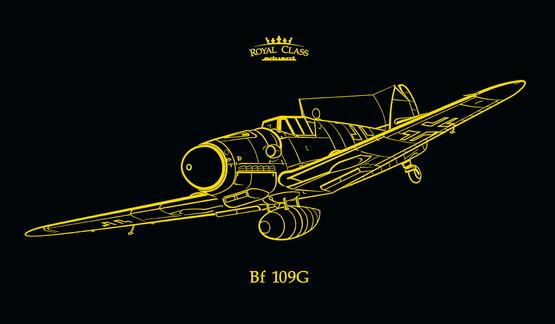 Bf 109G  ROYAL CLASS 1/48