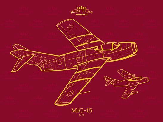 MiG-15 Quattro Combo 1/72