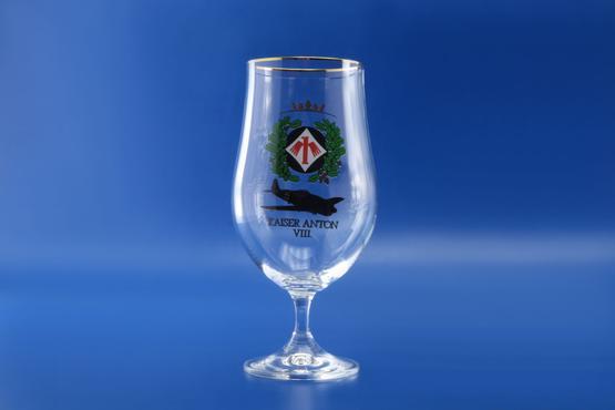 Eduard Anton VIII. Beer glass - JG 1