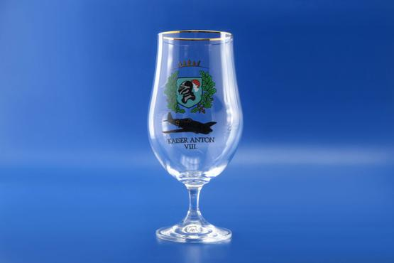 Eduard Anton VIII. Beer glass - JG 4