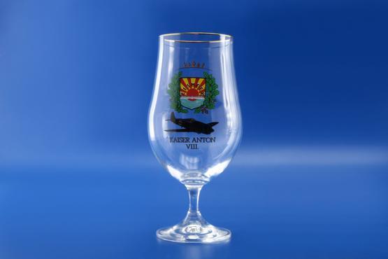 Eduard Anton VIII. Beer glass - JG 5