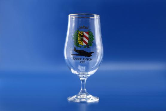 Eduard Anton VIII. Beer glass – I./JG 54