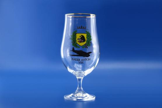 Eduard Anton VIII. Beer glass - JG 300