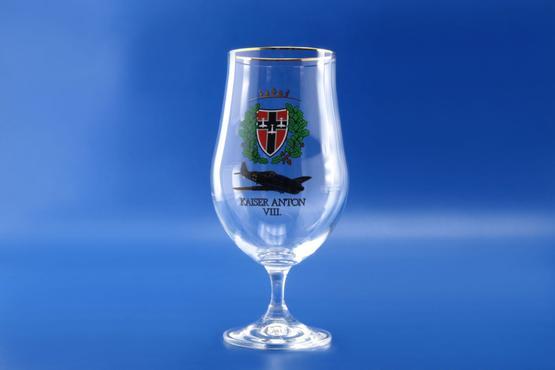 Eduard Anton VIII. Beer glass – III./JG 54
