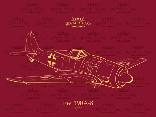 Fw 190A-8 1/72
