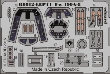 Fw 190A-8/R2 травление 1/72