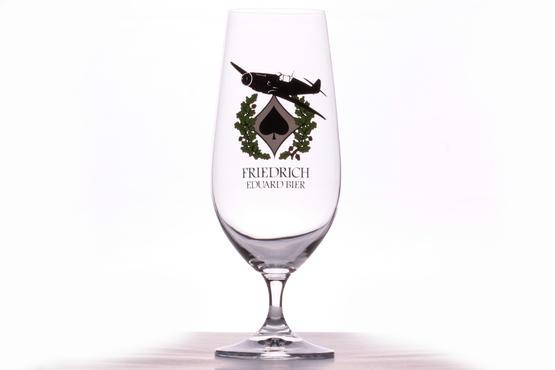 Eduard Friedrich Beer glass - JG 53