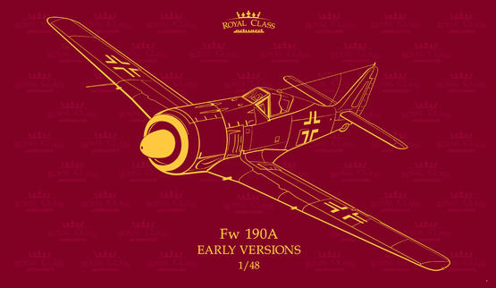 Fw 190A early versions 1/48