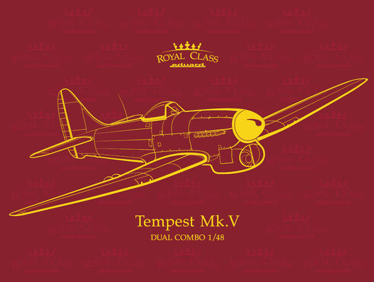 Tempest Mk.V 1/48