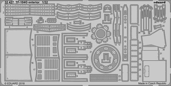 TF-104G exterior 1/32