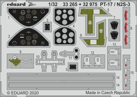 PT-17 / N2S-3 1/32