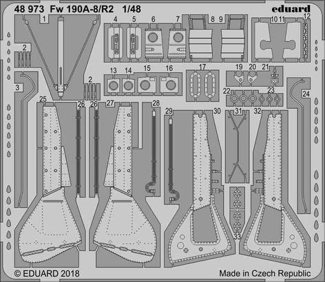Fw 190A-8/R2 1/48