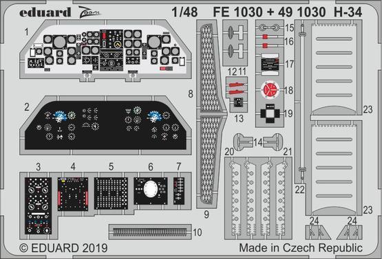 H-34 1/48  - 1