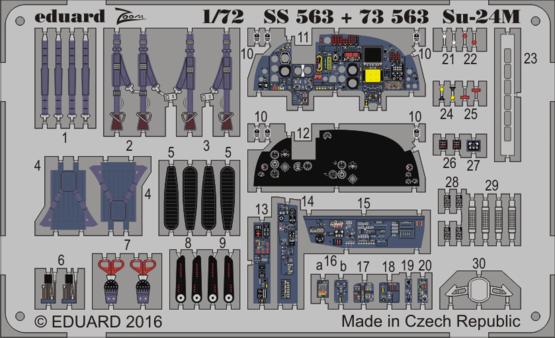 Su-24M 1/72  - 1