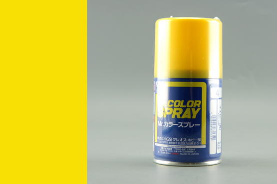 Mr.Color - yellow - spray 40ml
